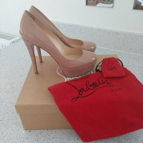 3f4e42cfbca  girlabouttown. 6 months ago. United Kingdom. Christian Louboutin Bianca 120  ...