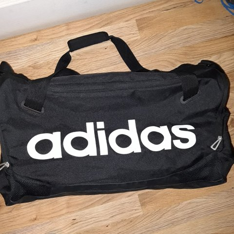 8df37e1e2a @gurneyjames655. 18 days ago. United Kingdom, GB. Black Adidas hold all/  duffel bag, Excellent condition barely used.