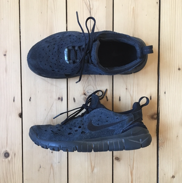 Nike Free Trail 5.0. A hard to find pair of Depop