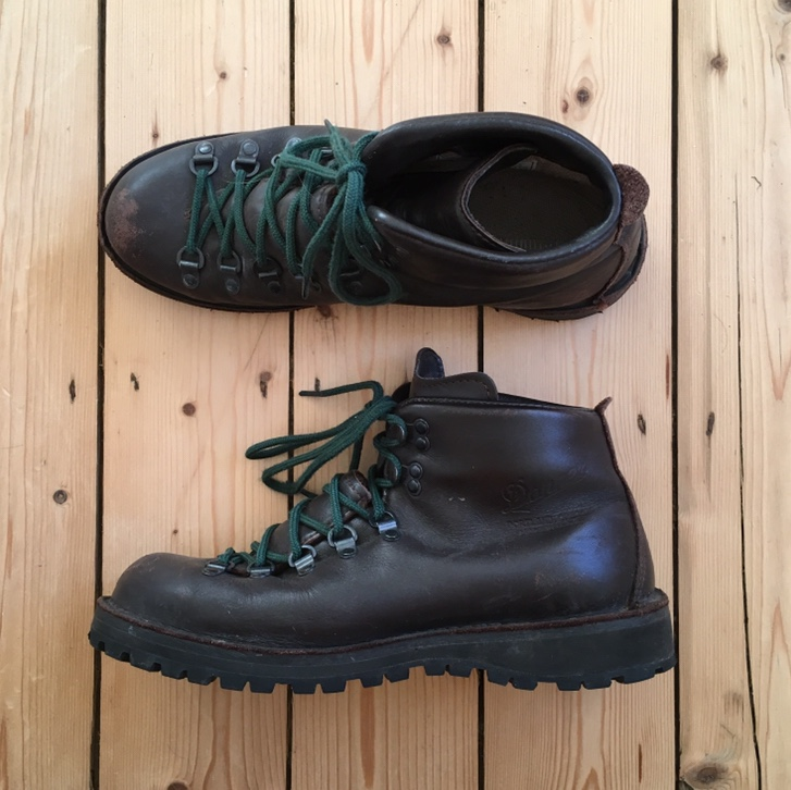 04eaff6f143 Danner Mountain Light II Hiking Boots. The Mountain... - Depop