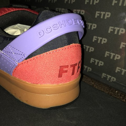 59b15d5c126324 FTP x DC COLLAB Syntax x ftp  Only sold at the Pop 9 10 10 - Depop
