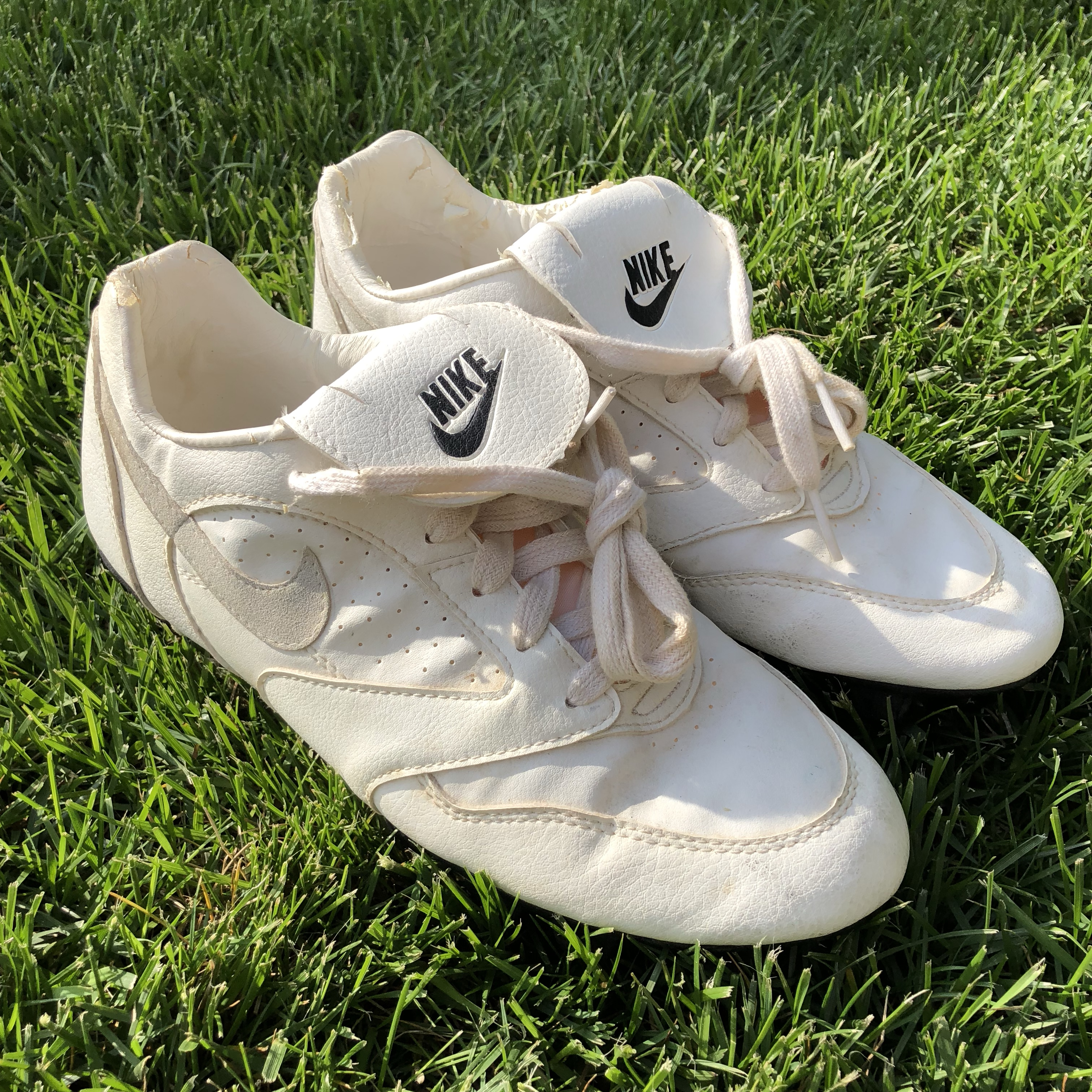 Vintage 1992 Nike Soccer cleats ⚽️ [Not