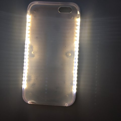 iphone 6s light up case