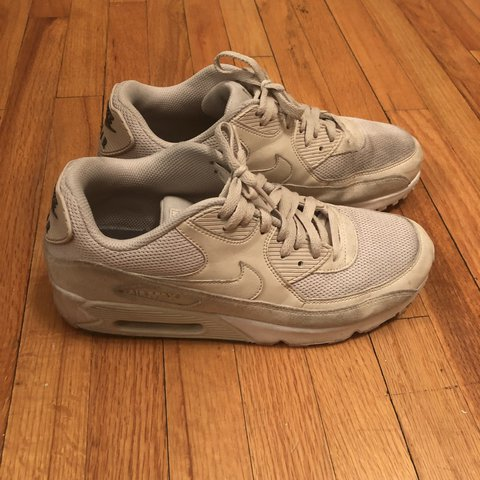 Nike Air Max 90 Tan Suede 🔥🔥🔥 Size 9.5 Worn a bit 29cd5380179d