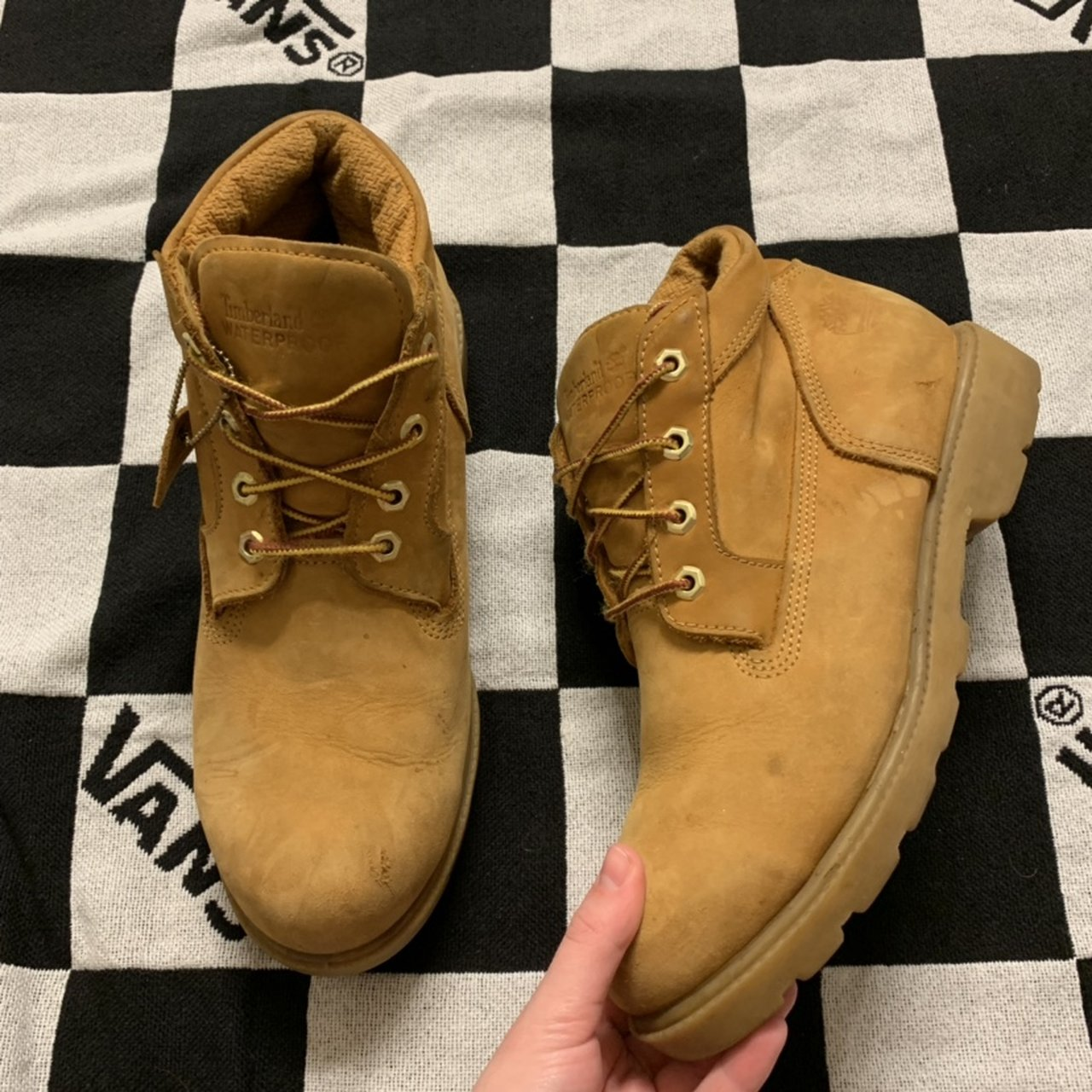 PRICE DROP Timberland water resistant 035034f0fae07