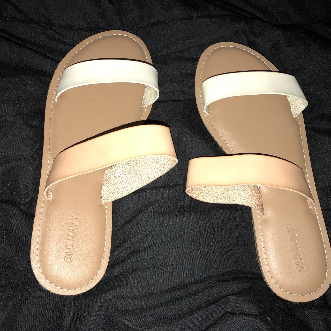 dceae0f870179d double strap sandals from old