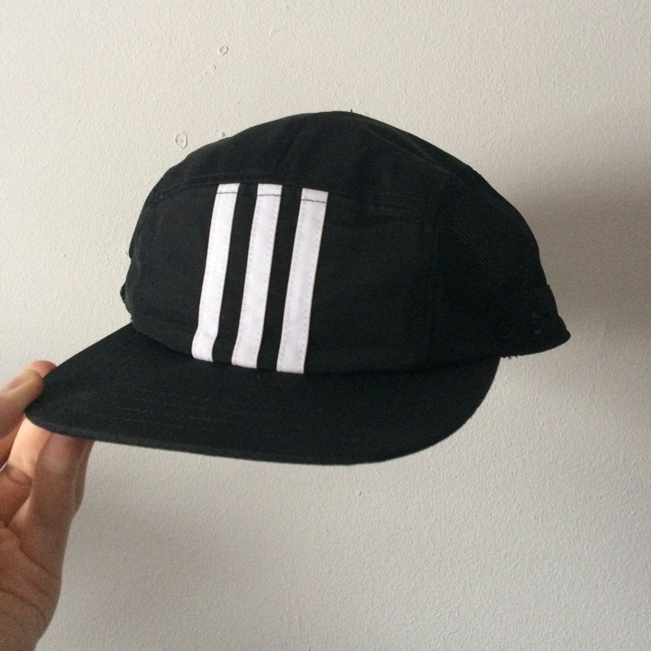 Palace Adidas 5 panel cap hat size L XL rare sold out garms. - Depop 562e13fccf0