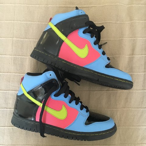 on sale 88f95 99db7  charles agbowu. 3 years ago. London, UK. 🌟 EXCLUSIVE 🌟 unisex Nike Dunk  high ...