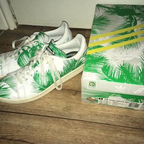 20fc673ac4c6f Pharrell Williams X Adidas X Billionaire boys club bbc Palm - Depop