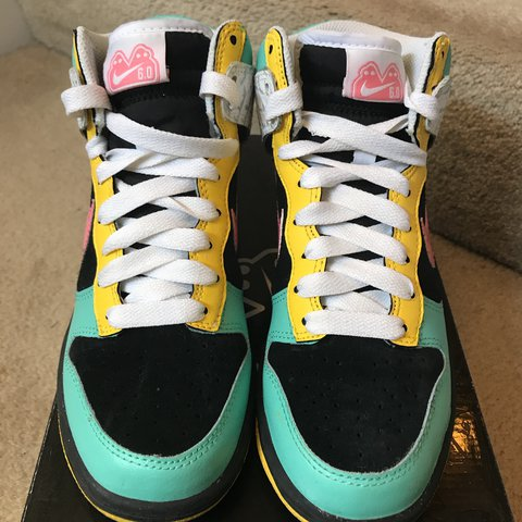 factory price cb0e6 98e3a  amagali94. 8 months ago. Boston, United States. Women s Nike Dunk High top  6.0