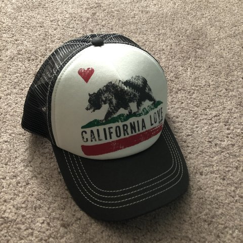 Tilly s CALIFORNIA LOVE trucker dad hat. brand new ace2a38735a