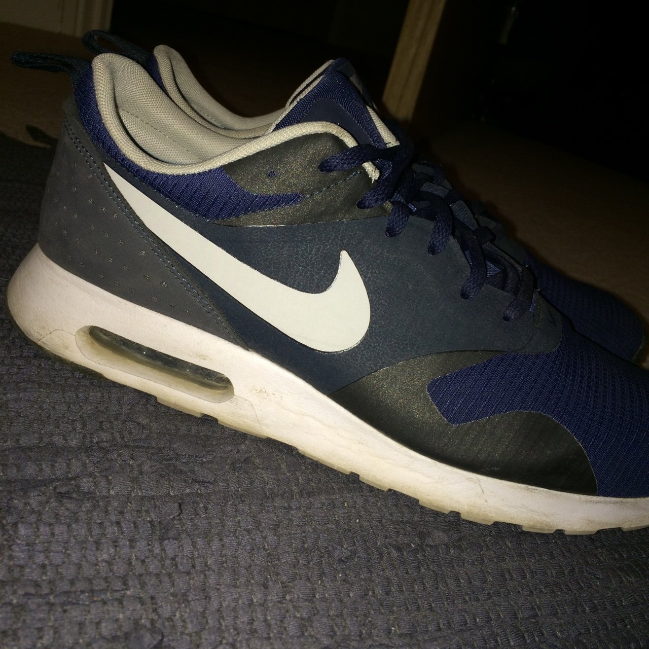 53c984029f937a Nike Air Max Tavas 9 10 excellent condition Hardly worn