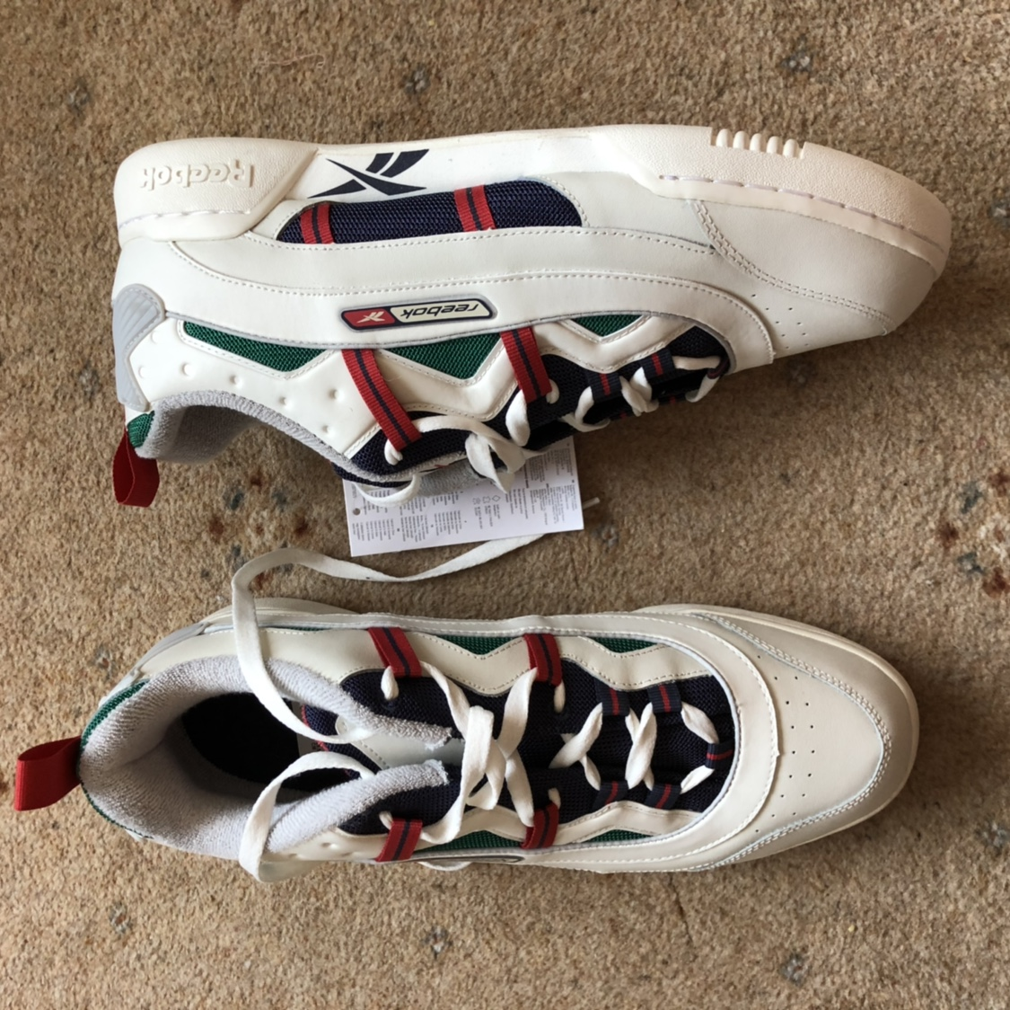 REEBOK CLASSIC RECRAFTED WORKOUT PLUS