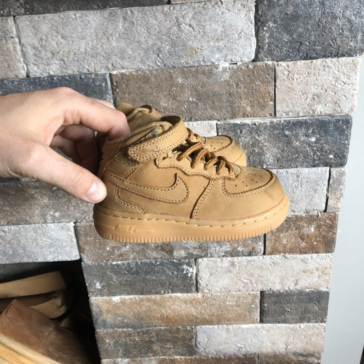cheapest price release info on best service Kids Infant Nike Air Force one trainers ALL MY... - Depop