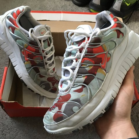 4b3d7fcfe3c4 Nike free run tn from 2008. These are super rare