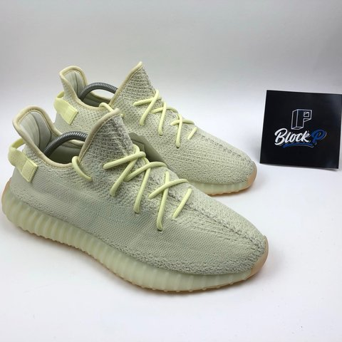 6cf4e1e508d76 Adidas Yeezy 350 V2 Butter👟 🔹Brand new in box 🔹Legit With - Depop