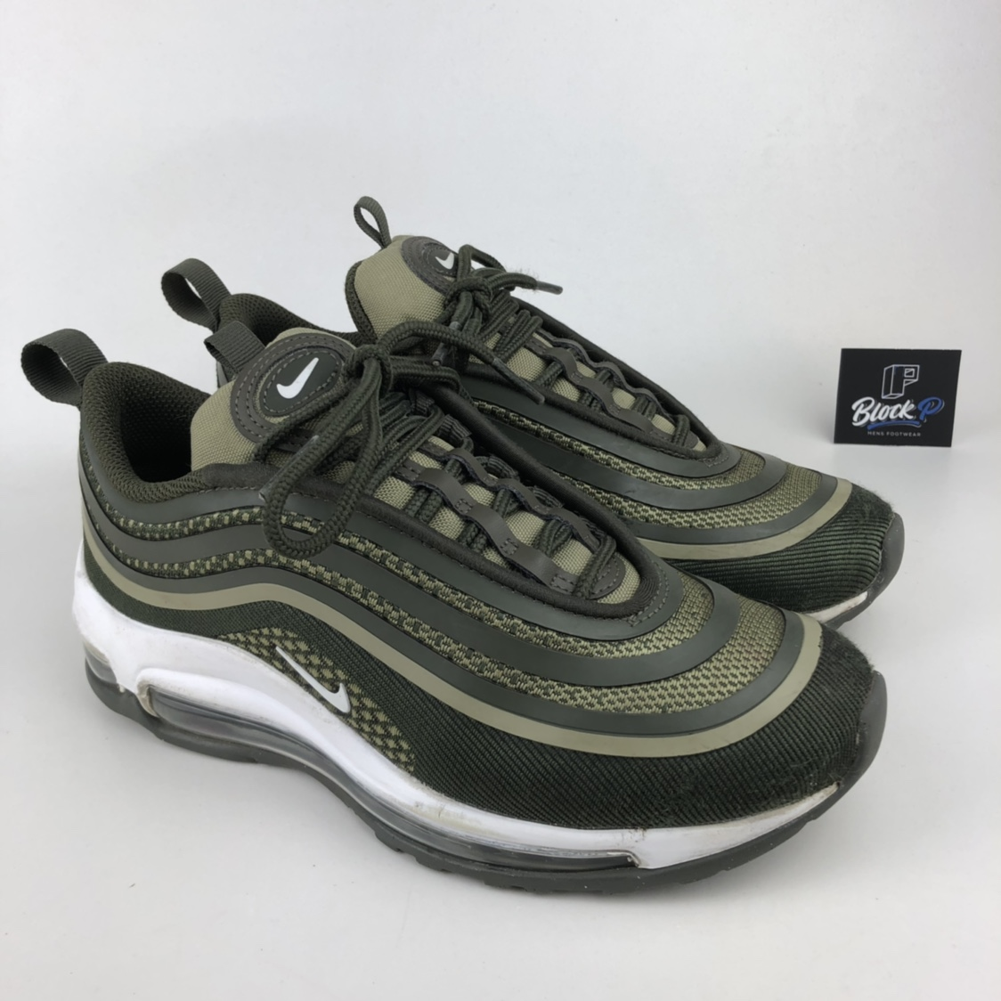 sneakers for cheap best sneakers authorized site Nike Air Max 97 Black Summit White Platinum Tint Girls eBay