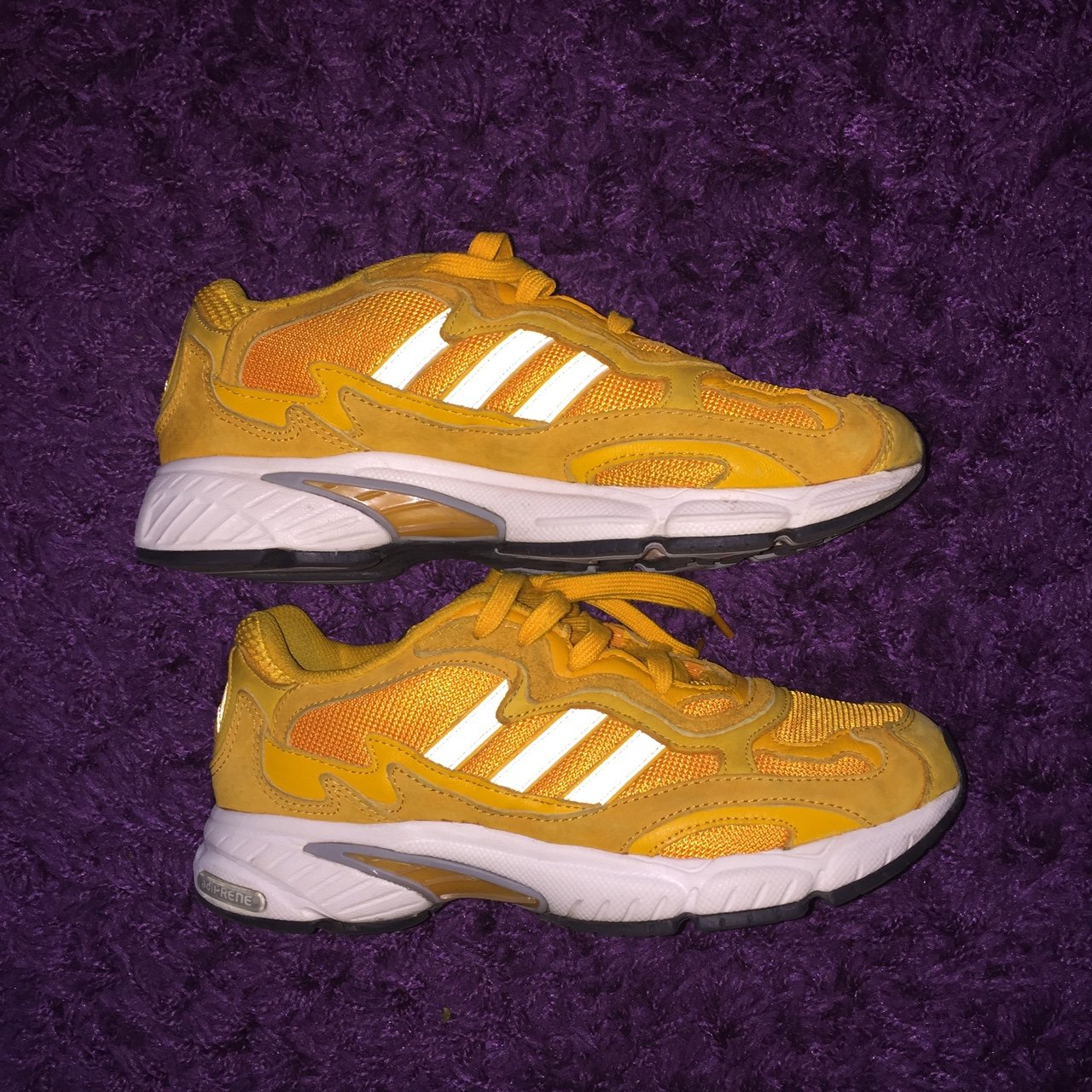 huge discount f2a8f e0c48 jiuling. 2 years ago. London, UK. Adidas Originals Temper Run - Orange ...