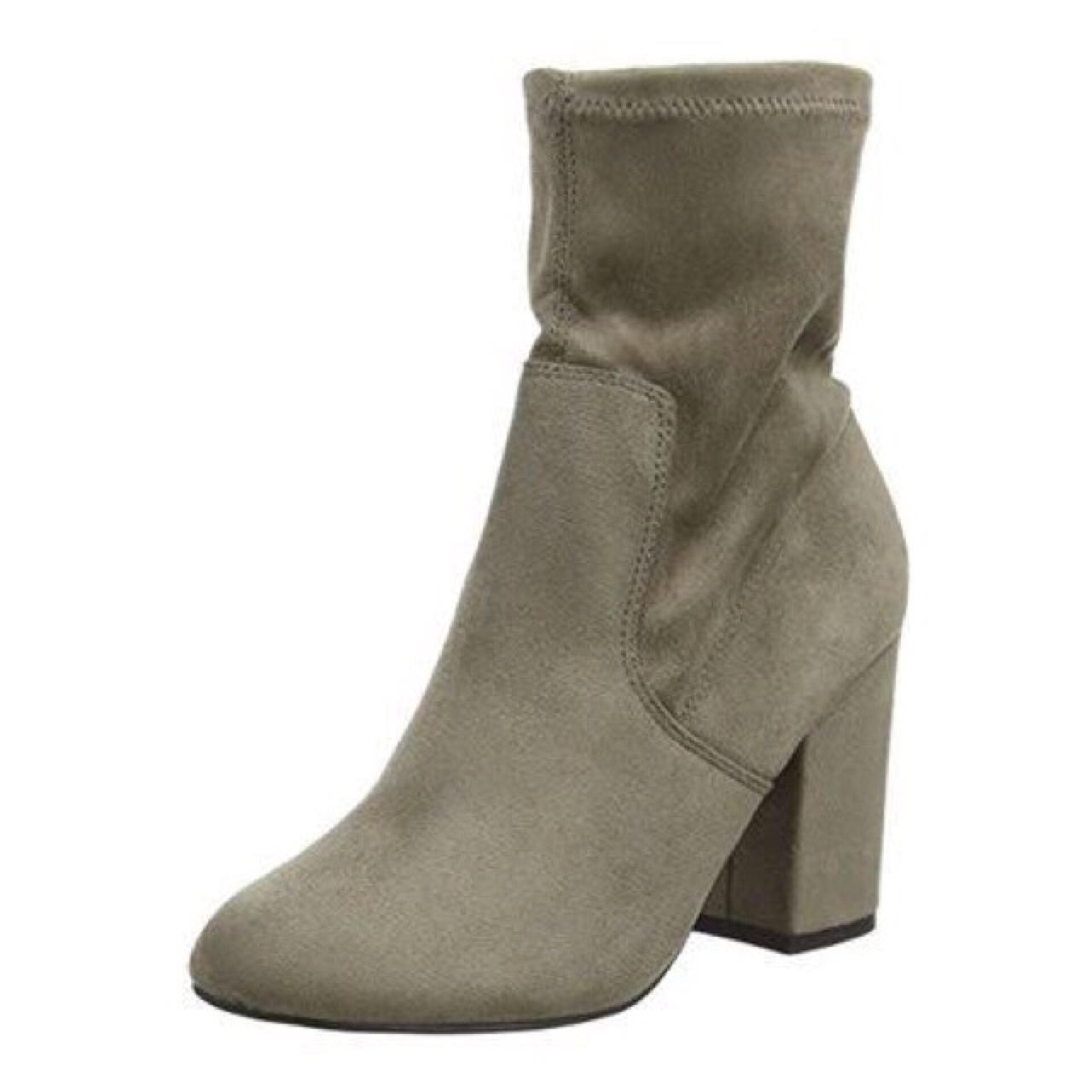 New Look Grey Sock ankle Boots. Brand