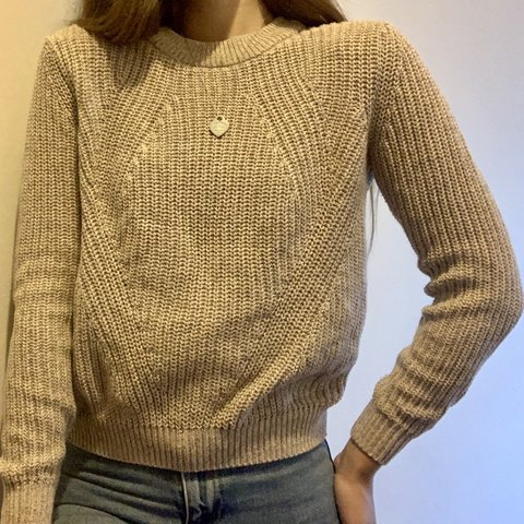 9b74cf41178b0d @heather_fleming. 6 months ago. Kilmacolm, United Kingdom. knitted jumper  from zara