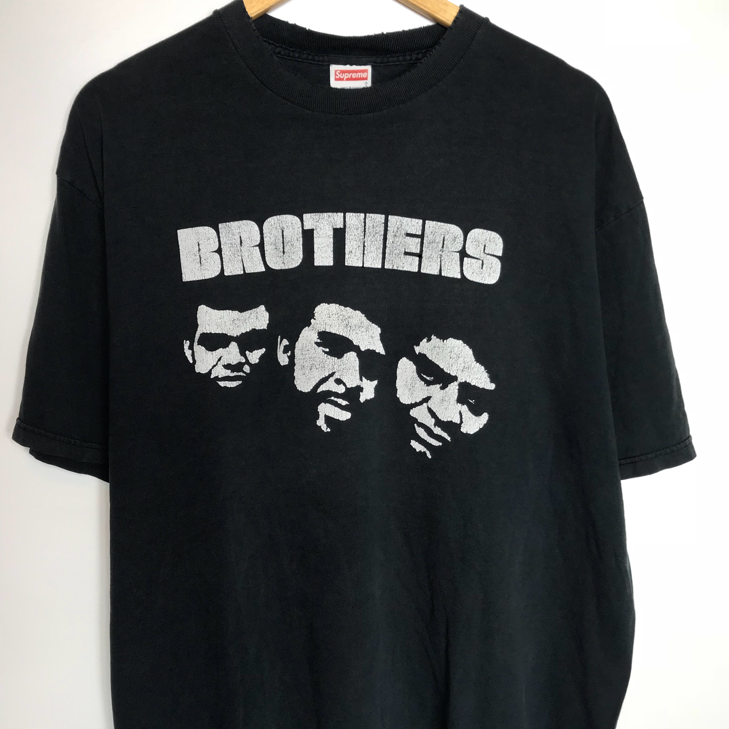 2000 Supreme New York Isley Brothers Tee Rare T    - Depop