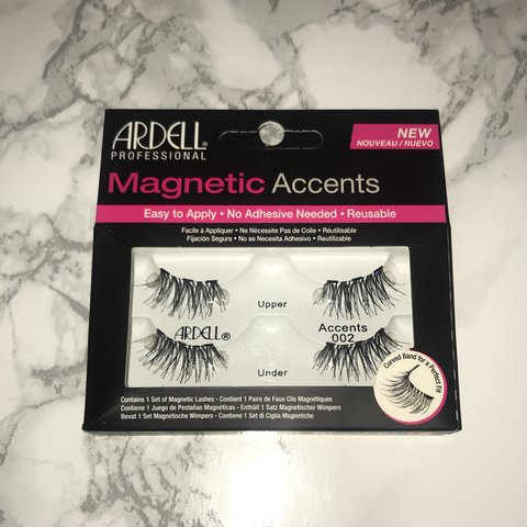 0fd37306f01 Brand new unopened and unused   Ardell magnetic lashes   P&P - Depop