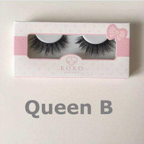 d191d41fc8a @lillyjam. last year. London, UK. Koko Lashes in QUEEN B - Brand new ...