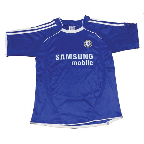 16382c96c Chelsea FC Frank Lampard Youth Jersey Size - Youth XL (Euro - Depop