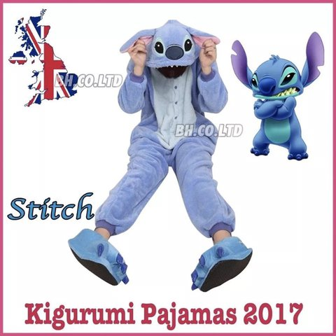 c90306c22374 Disney Lilo and Stitch Onesie   Pjamas. Bought as a present - Depop