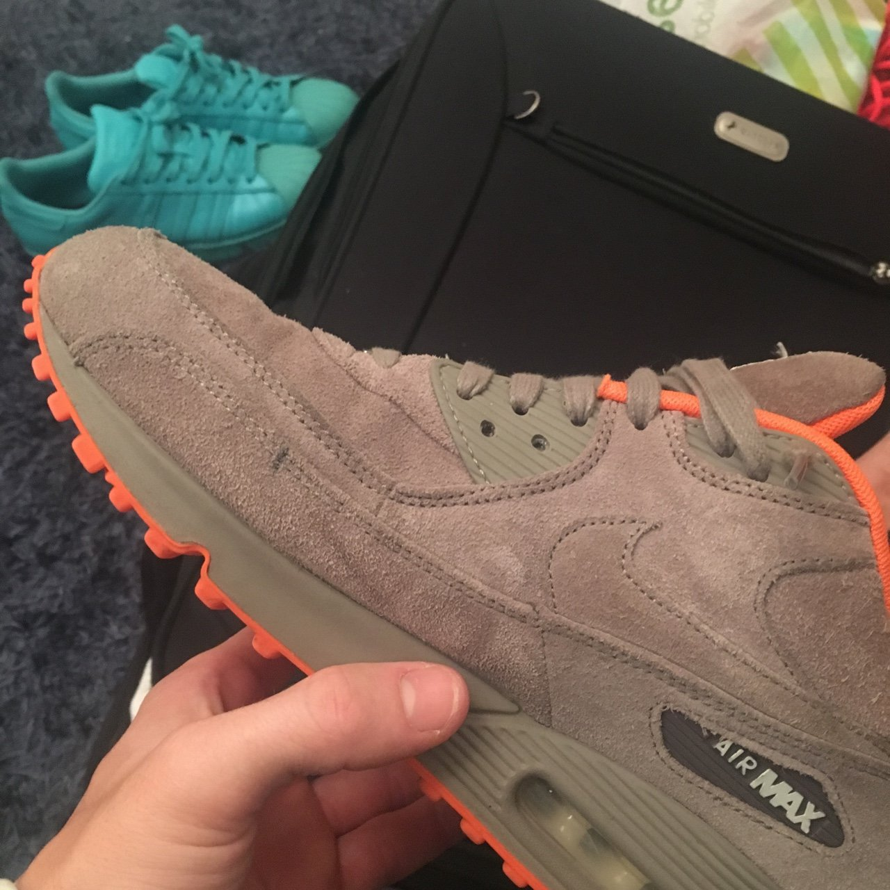 online store 90d99 6ddd8  masemiller. 2 years ago. Barnet, Greater London, UK. Nike air max home  turf Milan ...