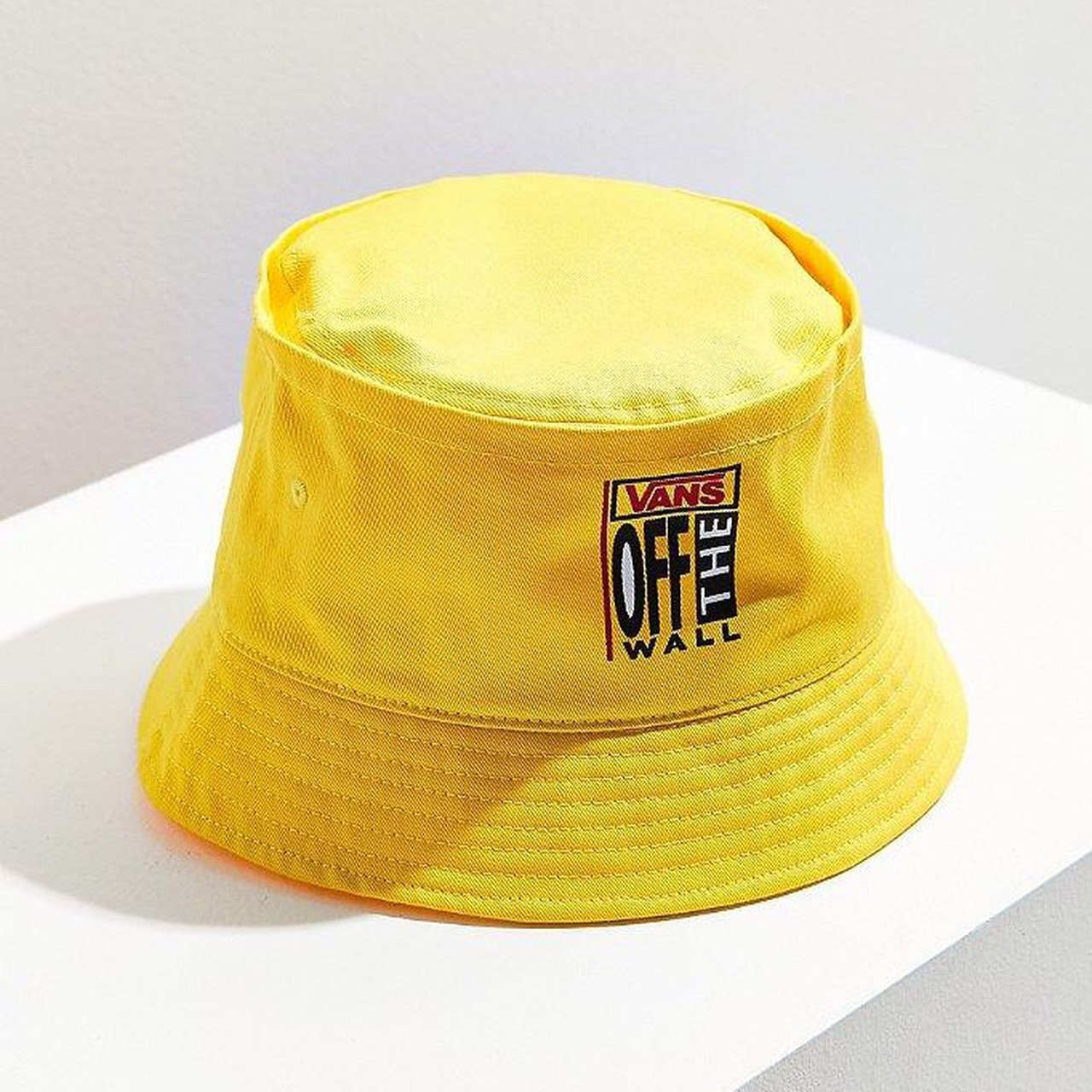 Vans x Urban Outfitters yellow bucket hat! (Discontinued!) - Depop fda9e067fc1