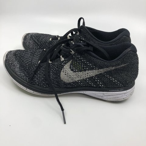innovative design d2f5c a4f93  solenne1. 11 months ago. New York, United States. used women s nike  running sneakers! women s size 7.5 flyknit lunarlon ...