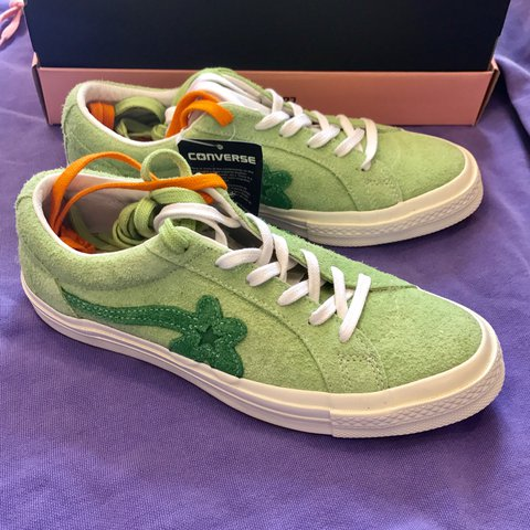 d9abef2c3c2316 AVAILABLE AGAIN! GOLF Le FLEUR  UNO - Jade Lime (GOLF WANG - Depop