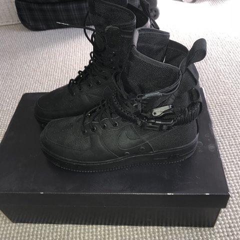 promo code cc845 4c852  clipparclothing. 10 months ago. London, United Kingdom. Nike Air Force 1  boots black ...