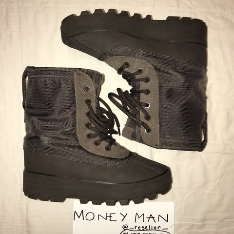 b8692a5d03988 Yeezy season 1 950 boots in brown. Uk8. 8.5 10 condition. Og - Depop