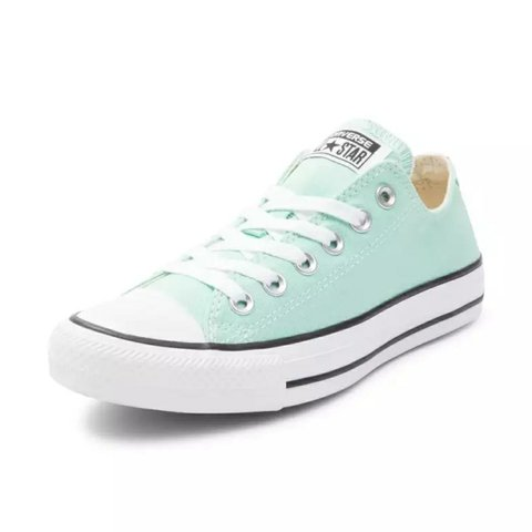 d4fbe85bdf3580 🔥🔥🔥 PRICE REDUCED 🔥🔥🔥 Adorable pale mint green shoes! - Depop