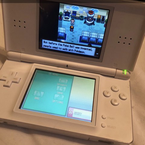 Nintendo Ds Lite White Comes With Charger Original Box 2 Depop