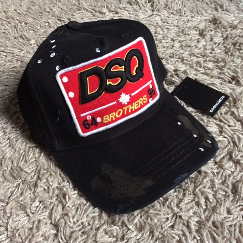 304df96238c4f  bighitters. 2 years ago. United Kingdom. Dsquared   Dsquared2 Baseball Cap  - Caten Twins ...