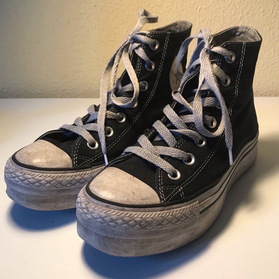 converse all star smoked