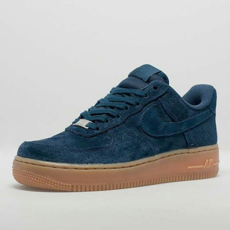 Nike Air Force 1 Low Suede Pack Moon ParticleSepia Stone AA1117 201 Mens Womens Running Shoes aa1117 201r