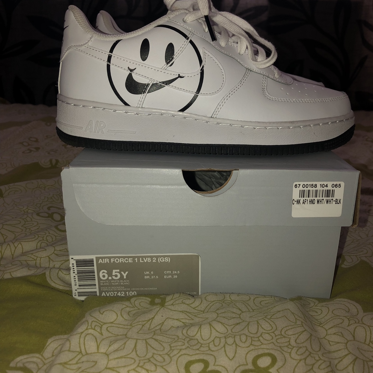 Nike Air Force 1 Part of the Have a Nike Day Depop