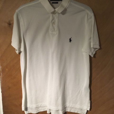9bd11d72 @g_fielder17. 6 months ago. Dartford, United Kingdom. White Ralph Lauren  polo shirt