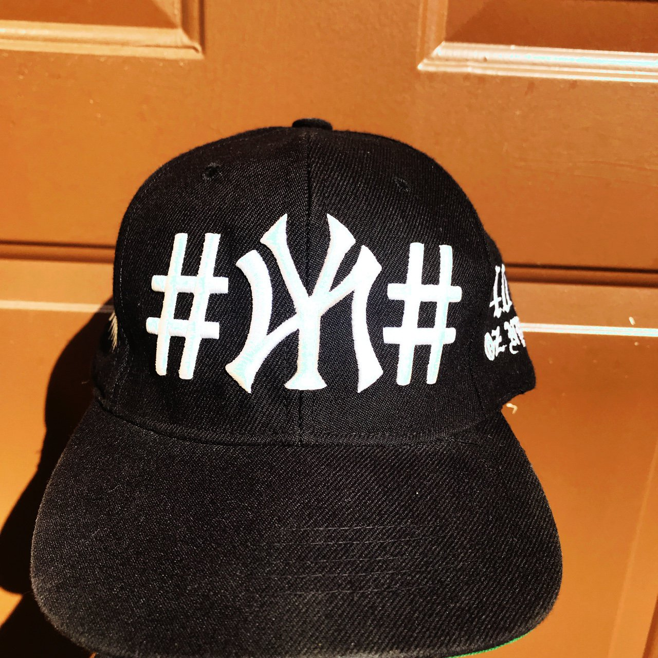 c993f3af1e3 Been Trill x 40oz NYC collaboration snapback ball cap. Circa - Depop