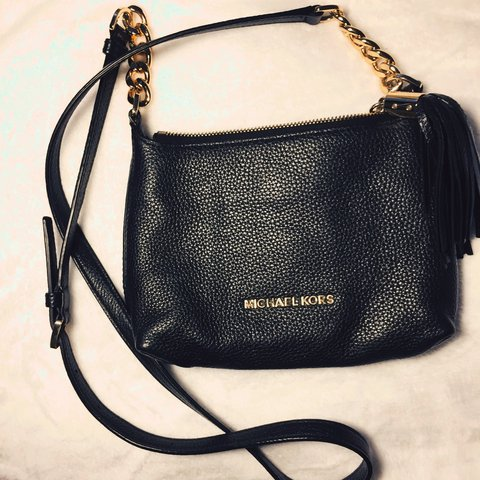 75c8493722a8 @hakimi24. last year. Carson, United States. Small Michael Kors crossbody  bag
