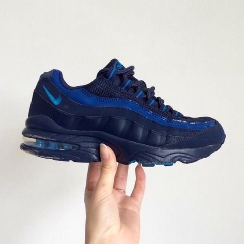 98b0356b19 @grumpysel. 2 years ago. London, UK. Nike Air Max 95 • size UK 4 ...