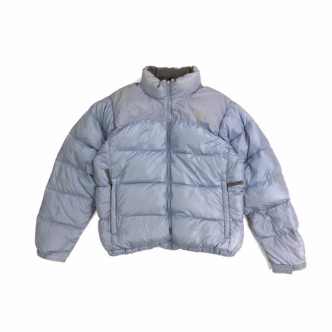 ddc5561c6 The North Face Baby Blue 700 Down Filled Puffer... - Depop