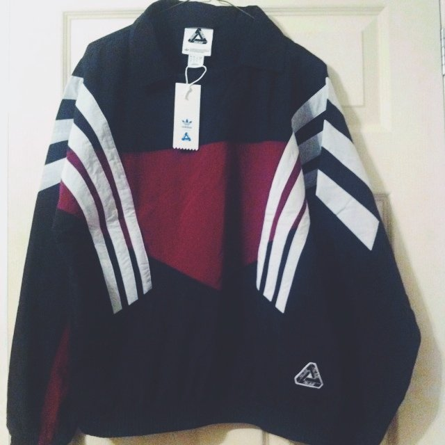 Adidas X Palace Collab Pullover 0