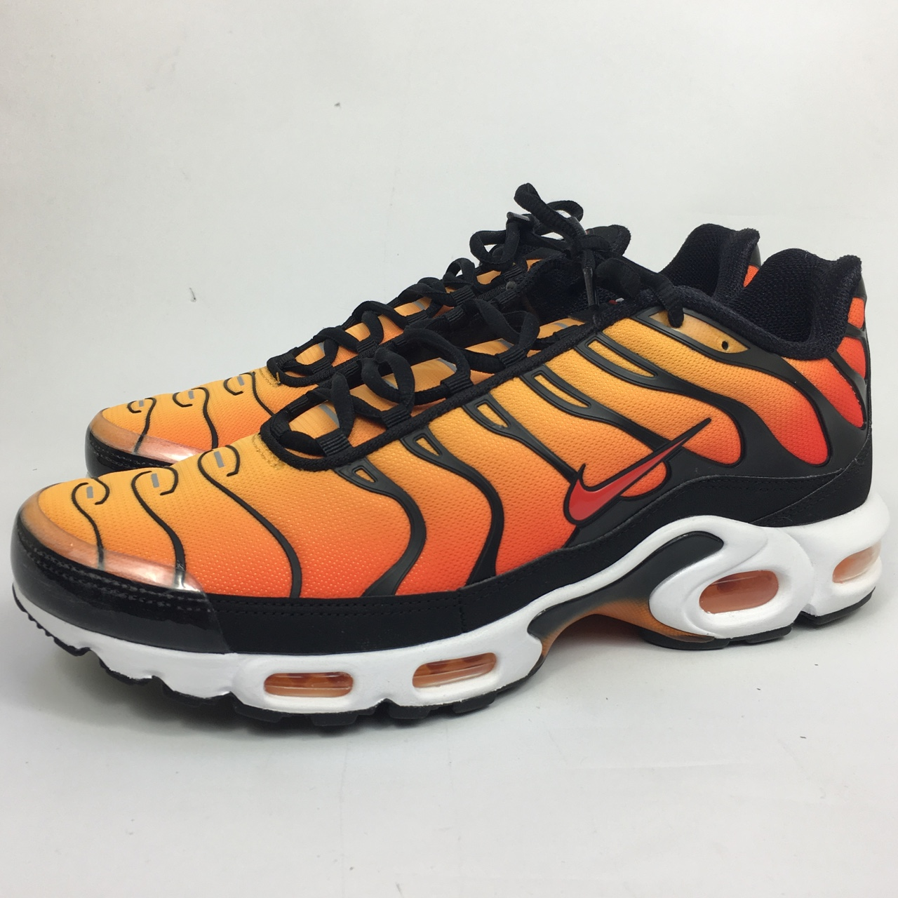 "promo code bf5ba 77b3e Nike Air Max Plus TN OG ""Tiger"" - Size UK 11 - These... - Depop"
