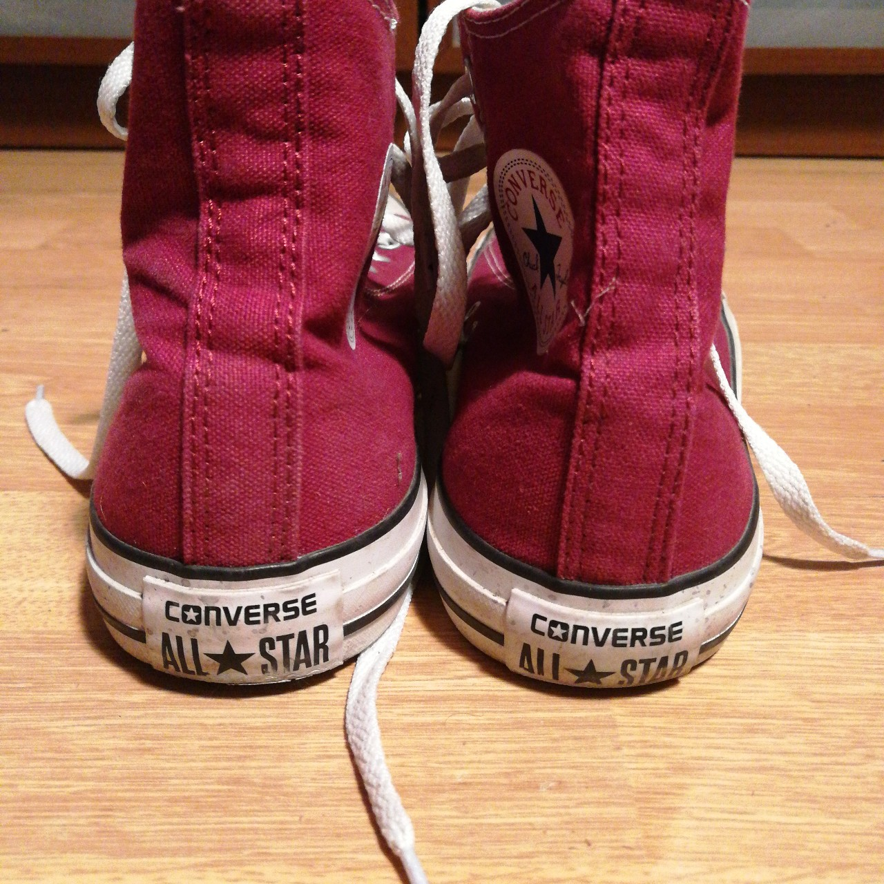 2converse all star amaranto