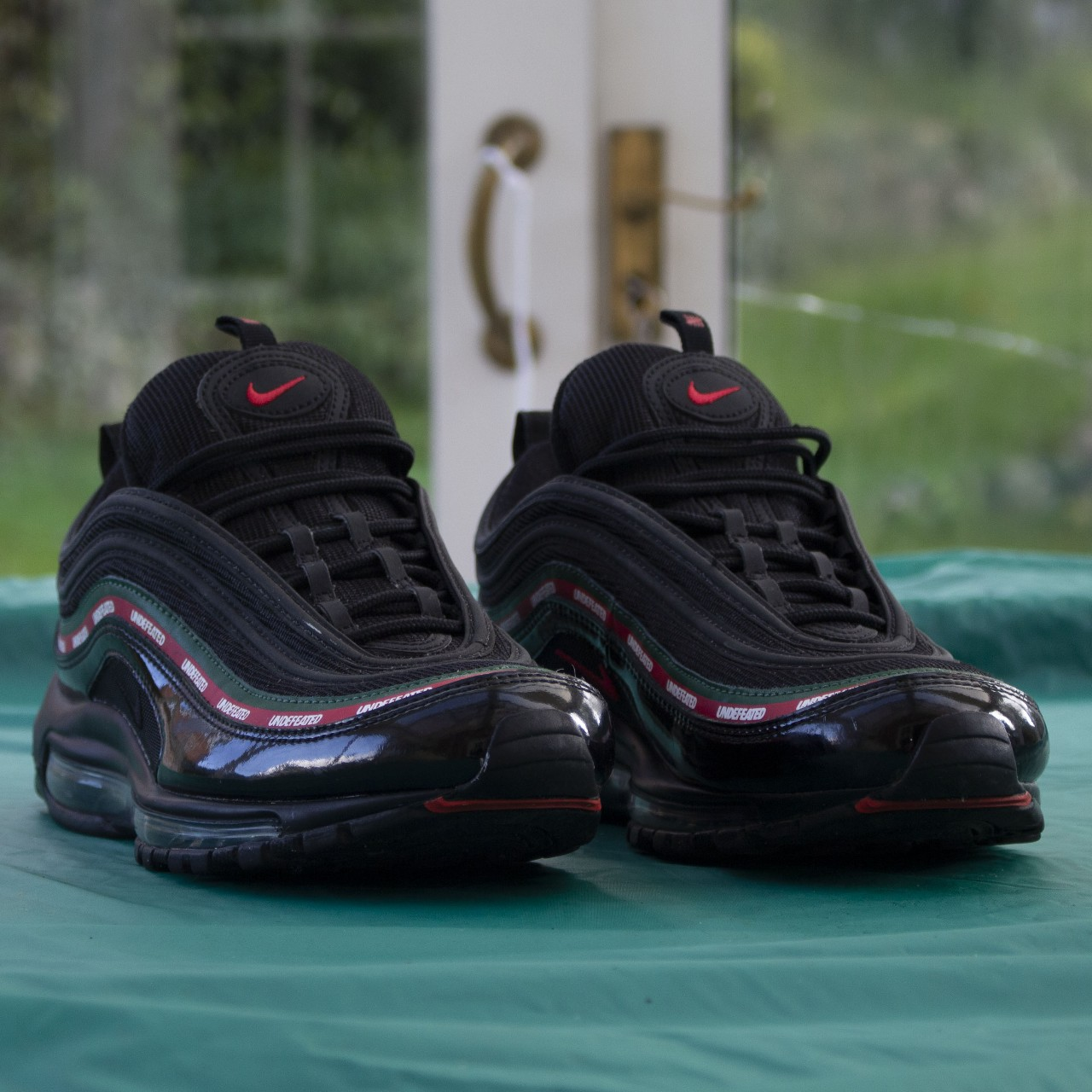 Nike Air Max 97 x UNDFTD Black, UK 10 Genuine Depop